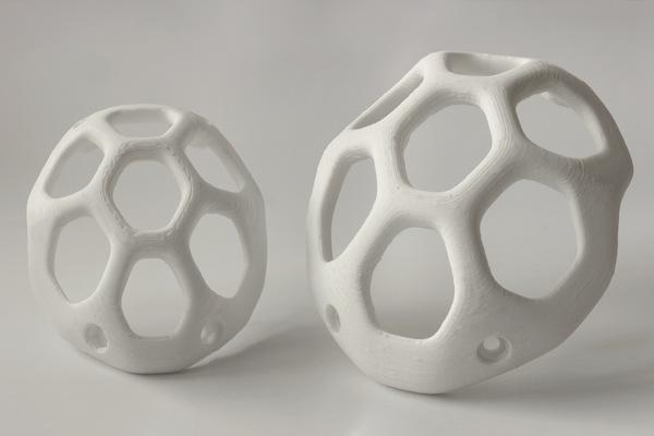 Barts Garage Kraków - Protective pads 3d printed prototype