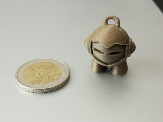Barts Garage Kraków - Marvin - 3DHubs test print