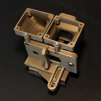 Barts Garage Kraków - 3D printer extruder head