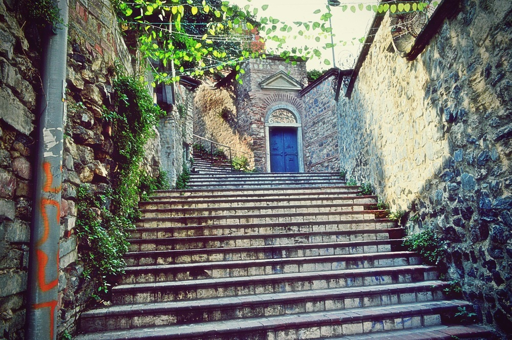 tania karaportfoliobox.fr - escalier du paradis