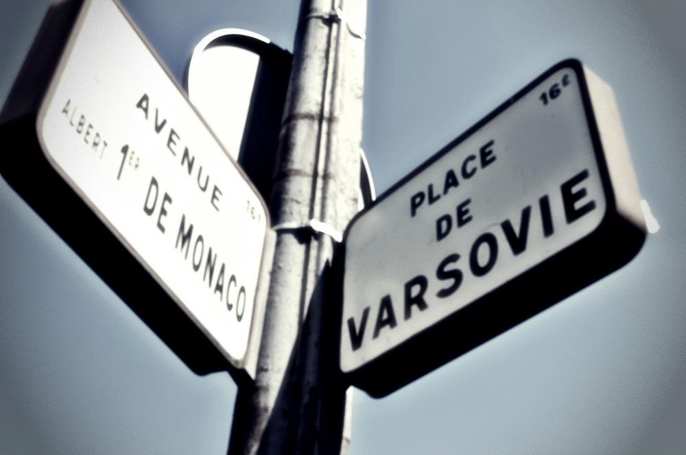tania karaportfoliobox.fr - AVENUE ALBERT DE MONACO/ PLACE DE VARSOVIE
