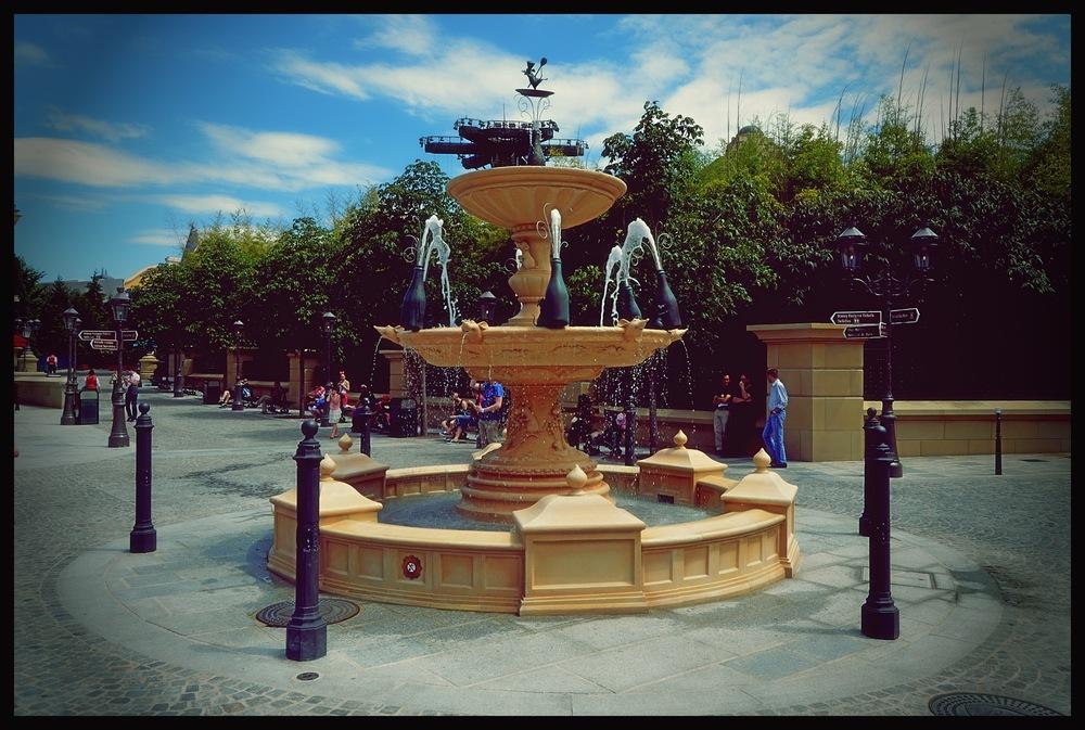 tania karaportfoliobox.fr - fontaine ratatouille II