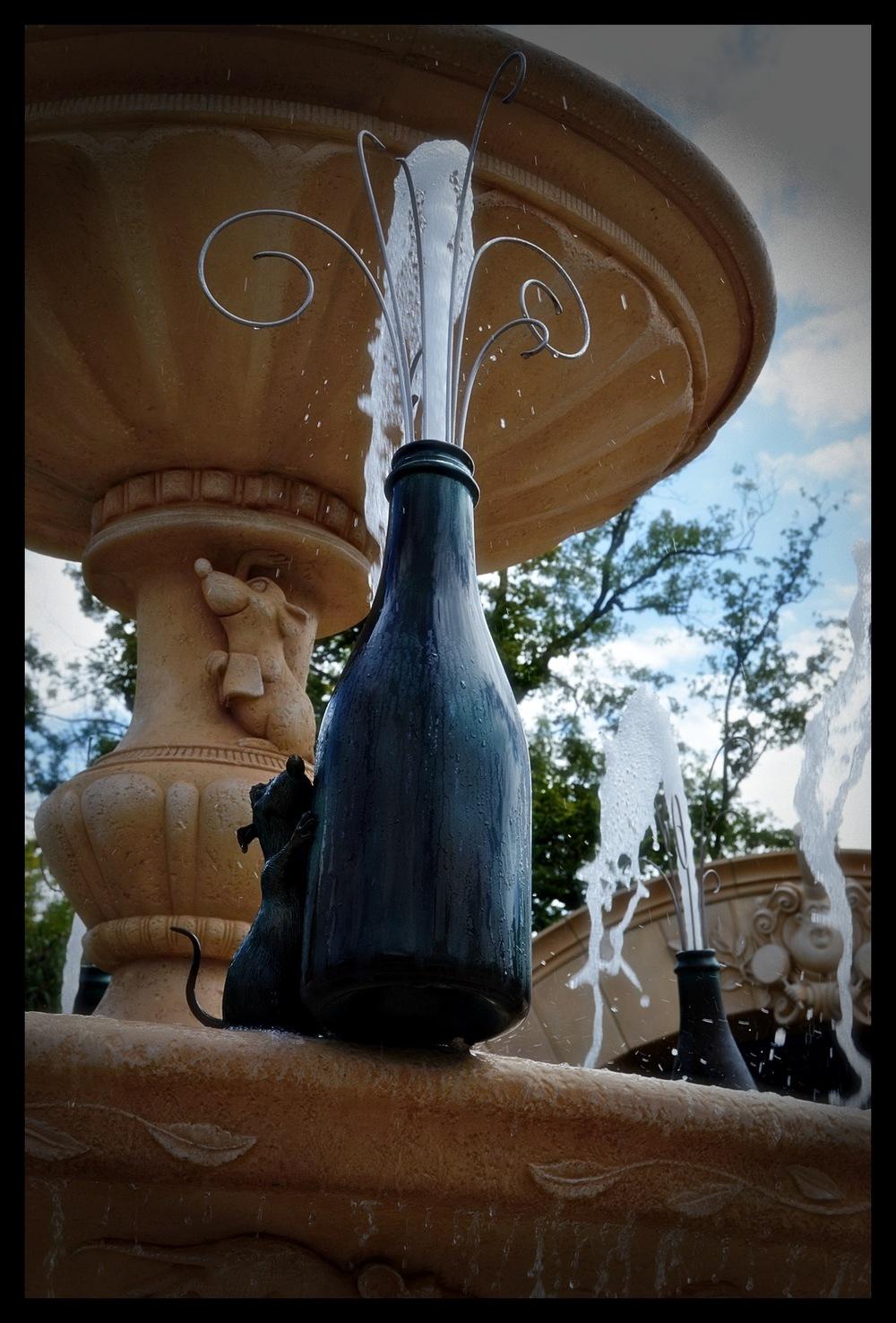 tania karaportfoliobox.fr - fontaine de remy