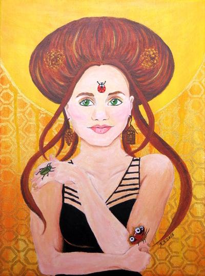 Katri Ketola Art - People