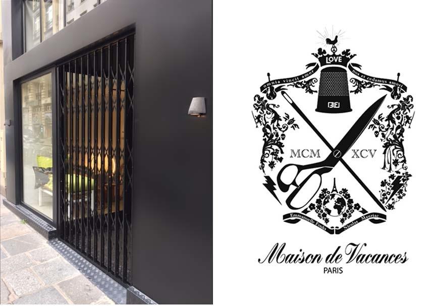ENTRE AXES ARCHITECTURE - BOUTIQUE MAISON DE VACANCES 4 Rue de CLERY, 75 004 PARIS