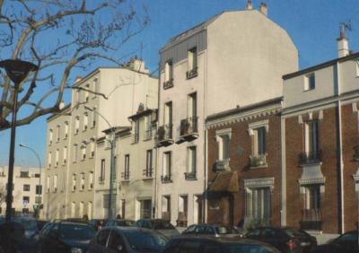 ENTRE AXES ARCHITECTURE - PROJET DE SURELEVATION A SURESNES