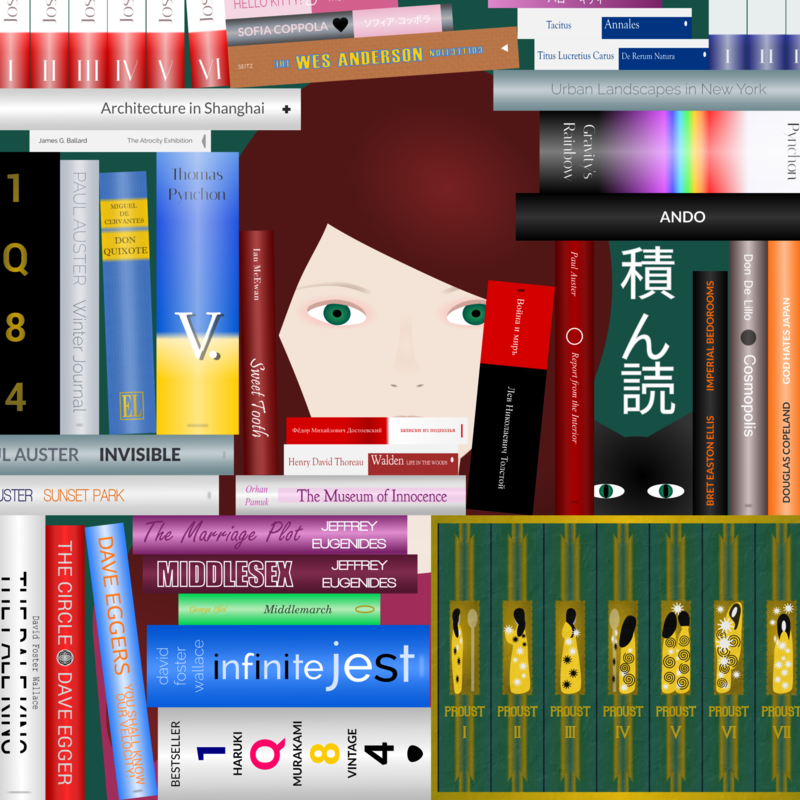 not so popular portfolio - tsundoku