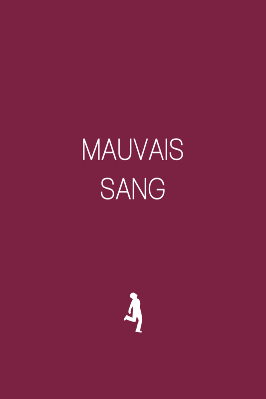 not so popular portfolio - Mauvais Sang