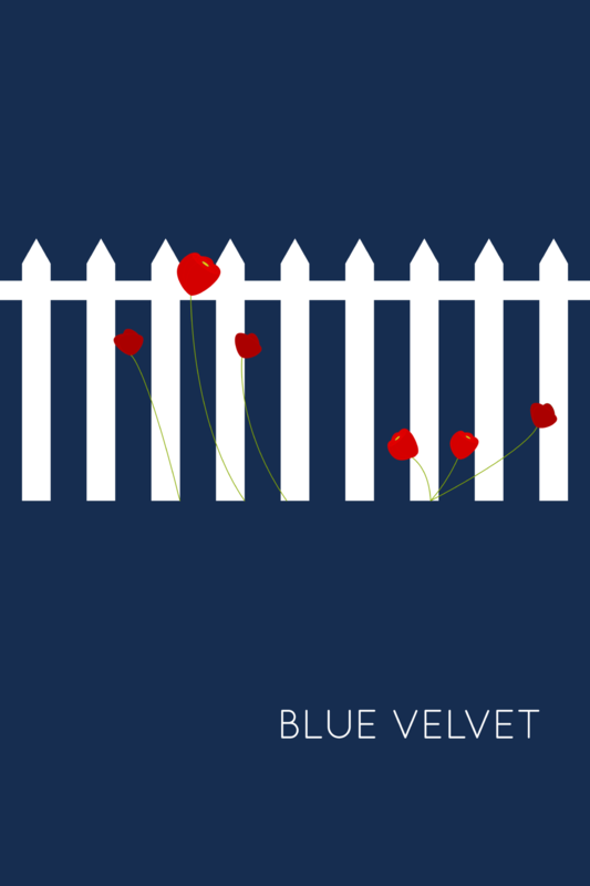 not so popular portfolio - Blue Velvet