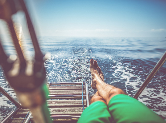 PaoloCipriani Imagestalk - sailing
