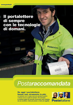 PaoloCipriani Imagestalk - Poste Raccomandata