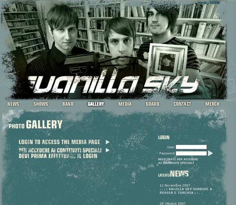 PaoloCipriani Imagestalk - Vanilla sky site pictures
