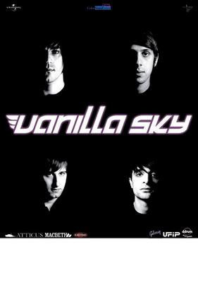 PaoloCipriani Imagestalk - Vanilla Sky tour poster