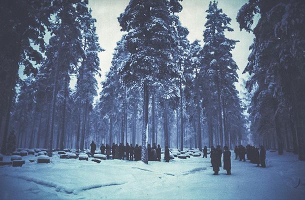 PaoloCipriani Imagestalk - funeral finland 2002