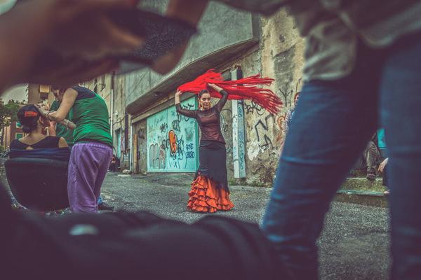 PaoloCipriani Imagestalk - Flamenco in Rome