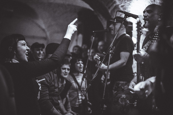 PaoloCipriani Imagestalk - Centocelle City Rockers