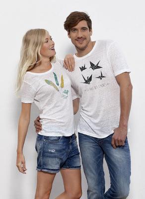 Sandra Le Garrec - Graphic Designer - T-Shirts Bac des Cygnes