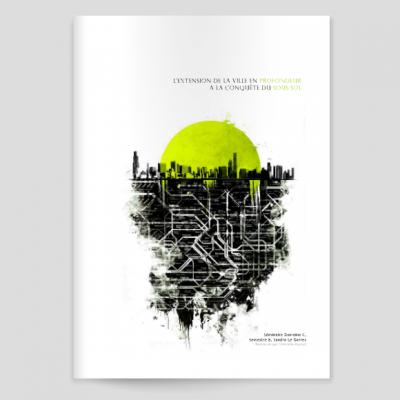 Sandra Le Garrec - Graphic Designer - La Ville Souterraine