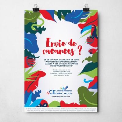 Sandra Le Garrec - Graphic Designer - CE Opcalia
