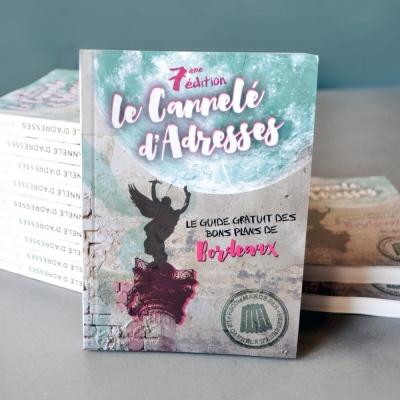 Sandra Le Garrec - Graphic Designer - Cannelé dAdresses 2016-17