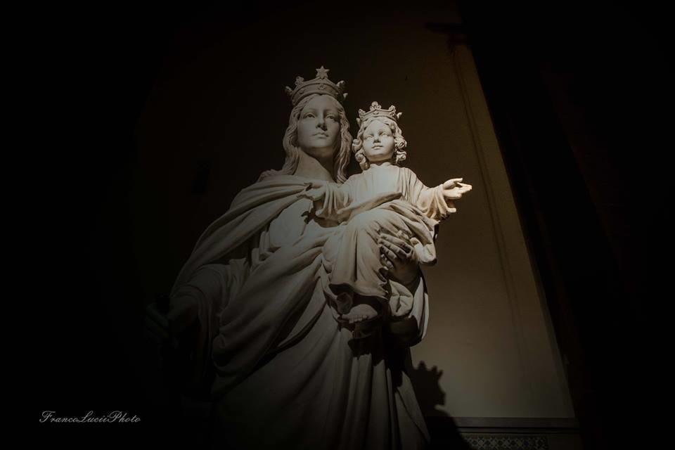 FrancoLuciiPhoto FLP - Divina Provvidenza church, Florence.