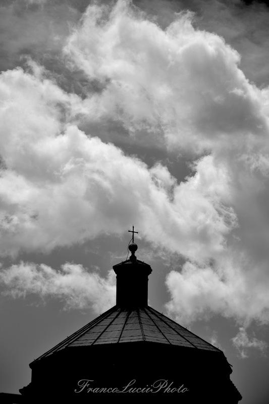 FrancoLuciiPhoto FLP - Massa Marittima, cathedral of S.Cerbone, detail.