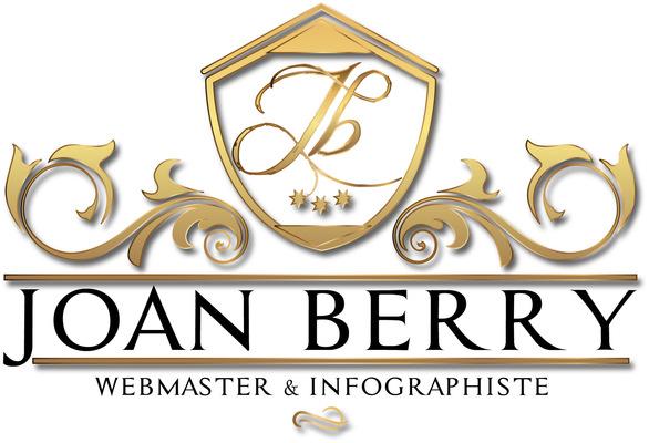 Joan Berry - Création de mon logo