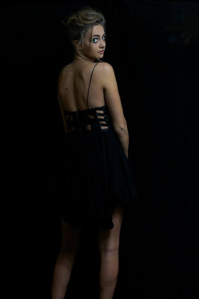 Créations dAlexandra - Création de robe avec bustier en cuir
