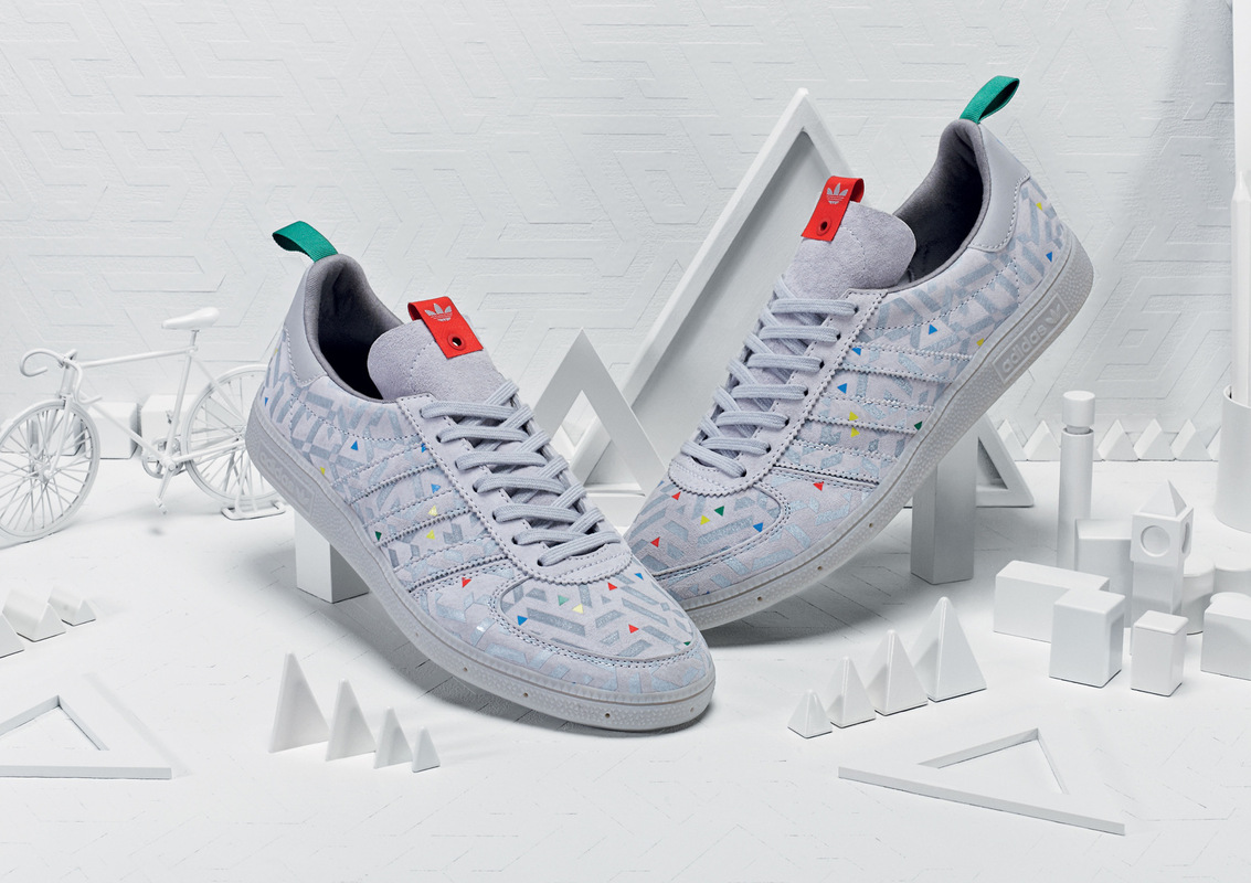 Kate Moross - Moross x Adidas Olympic Pack 2012