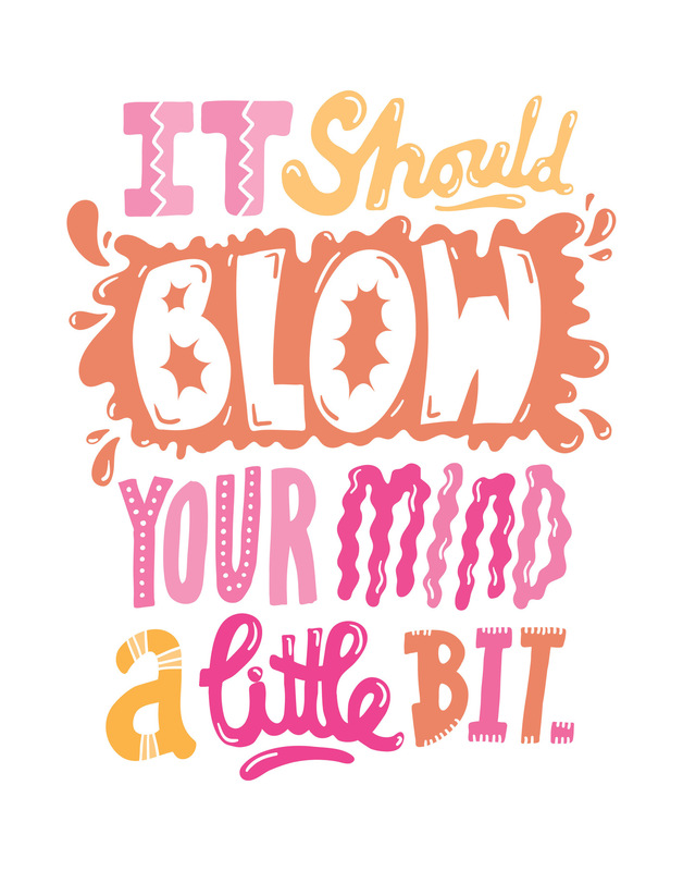 Kate Moross - It Should Blow your Mind A Little Bit - Nokia 2012