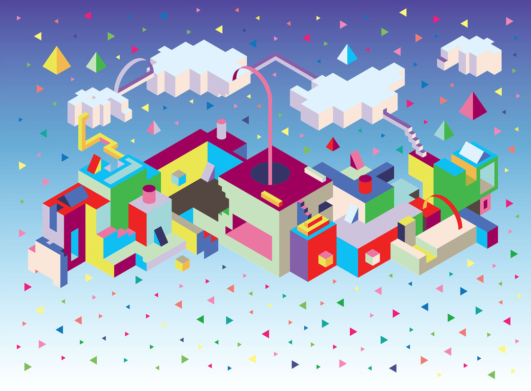 Kate Moross - Floating Island 2011