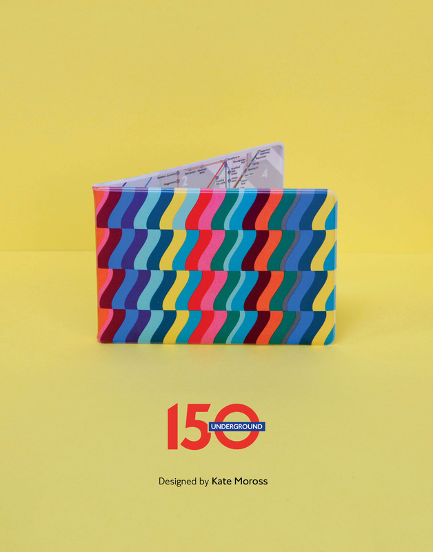 Kate Moross - Kate Moross X TFL x Design Junction 2013
