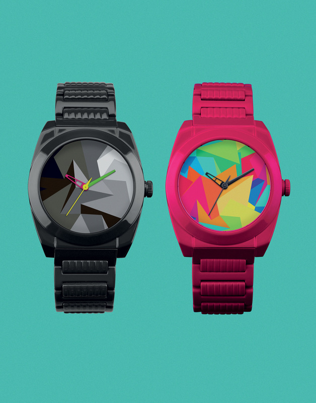Kate Moross - Moross Watches 2009