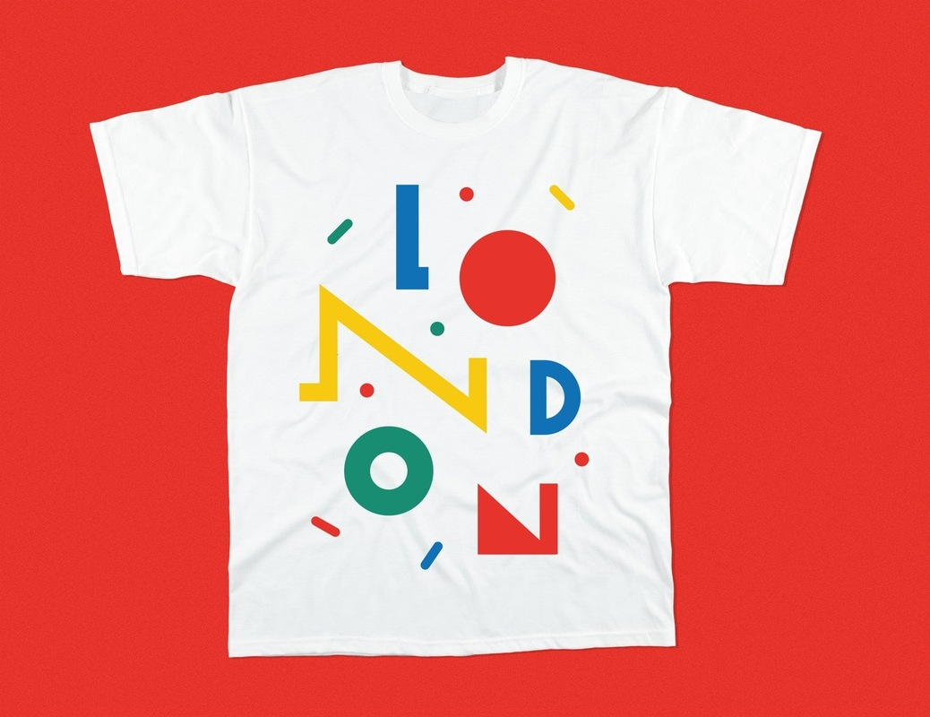 Kate Moross - Moross London Tee 2012
