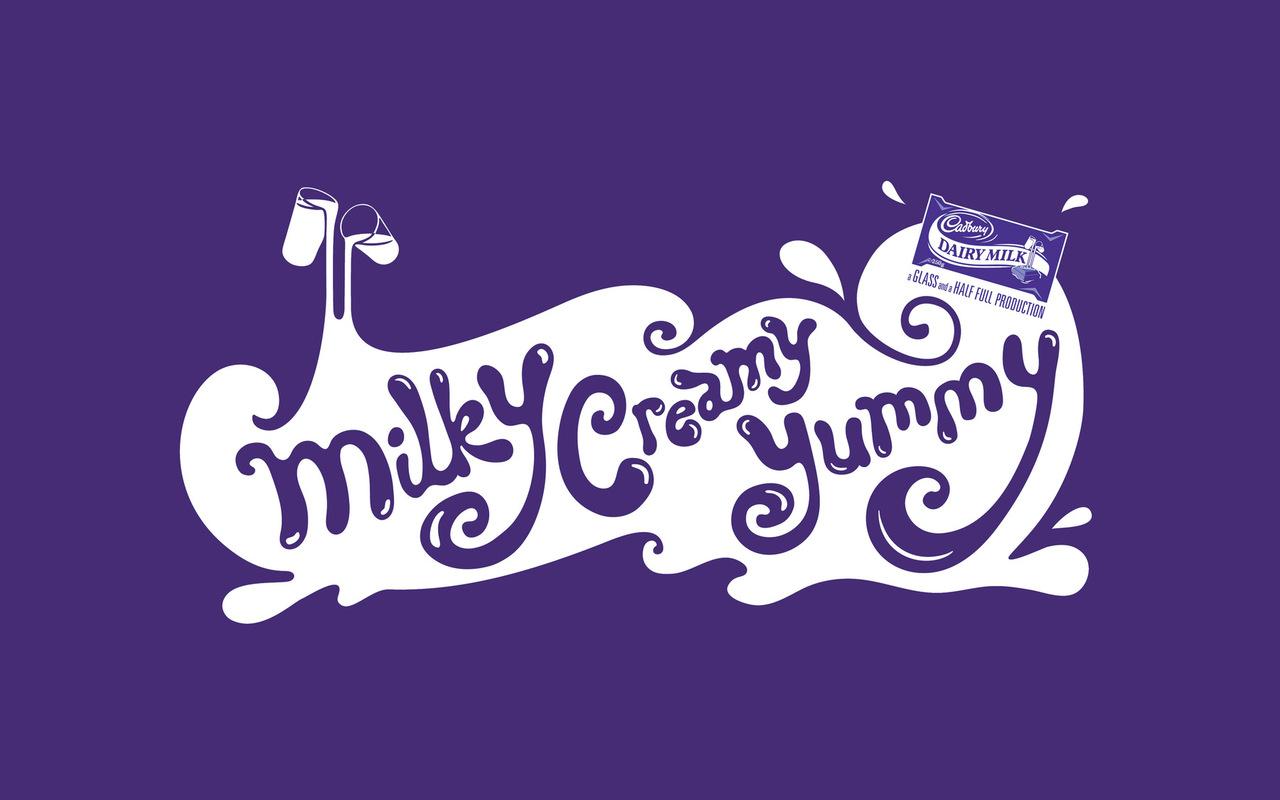 Kate Moross - Cadbury Dairy Milk 2007