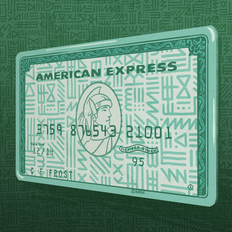 Kate Moross - American Express 2012