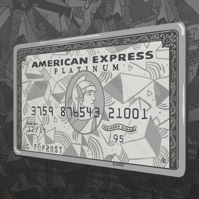 Kate Moross - American Express 2012