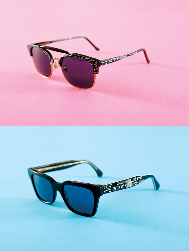 Kate Moross - Moross x Super Sunglasses 2013