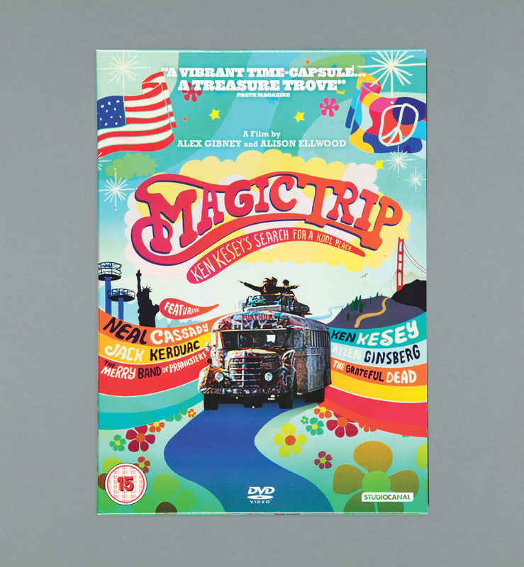 Kate Moross - Magic Trip Magnolia Pictures 2011