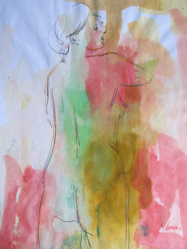 Michele Cancro Painter - Print (size and media on demand)