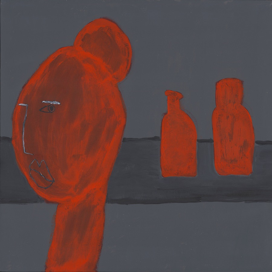 Markus Martinovitch - Mama with two bottles