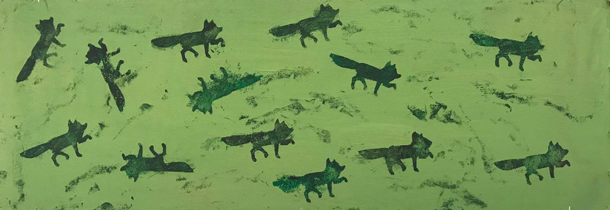 Markus Martinovitch - Foxes in zero gravity