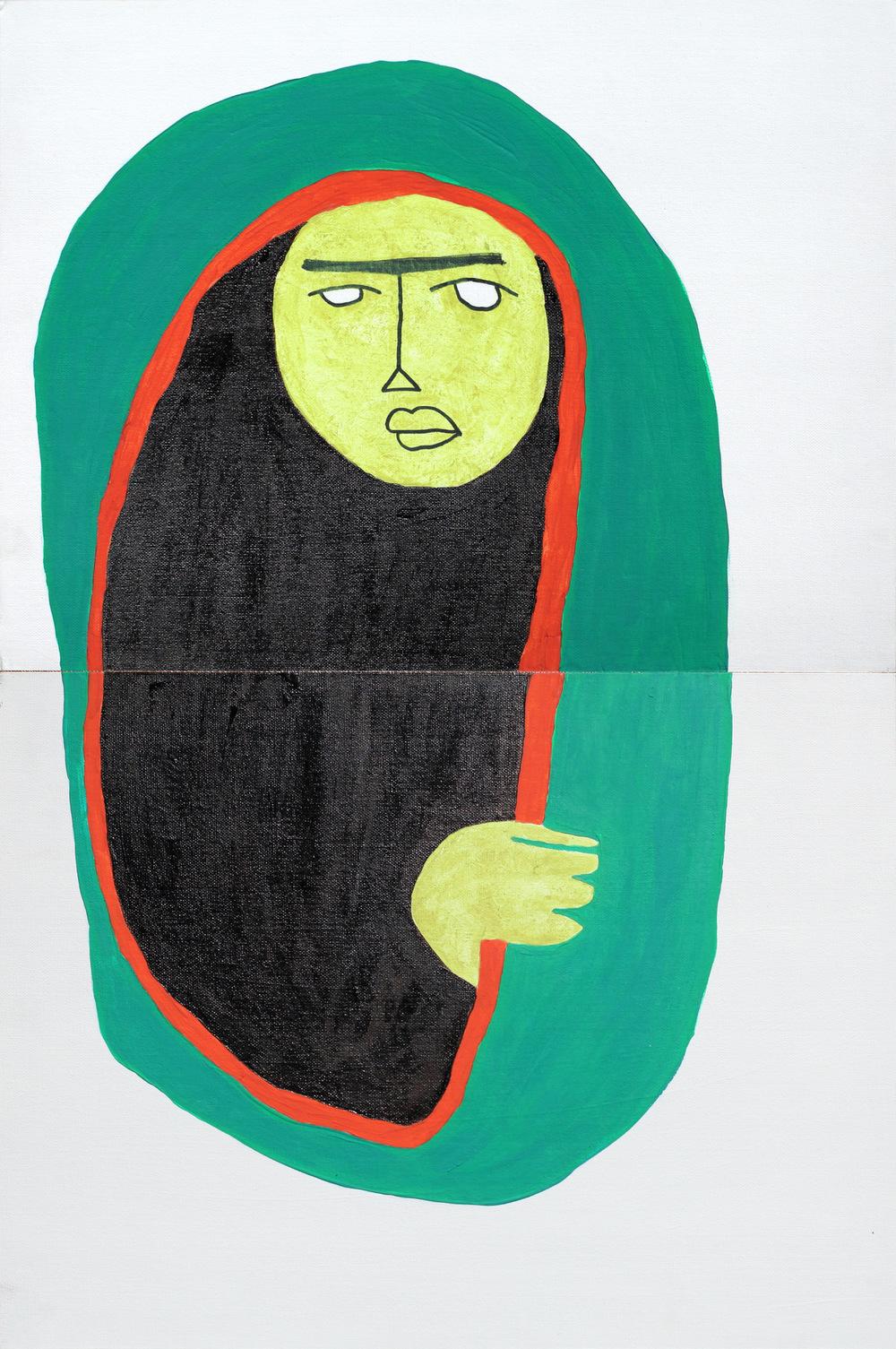 Markus Martinovitch - Mama in a cocoon