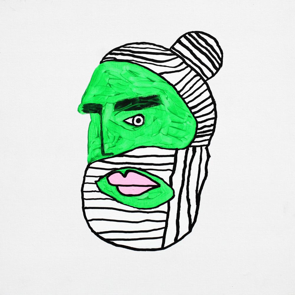 Markus Martinovitch - Mama with a beard and a bun