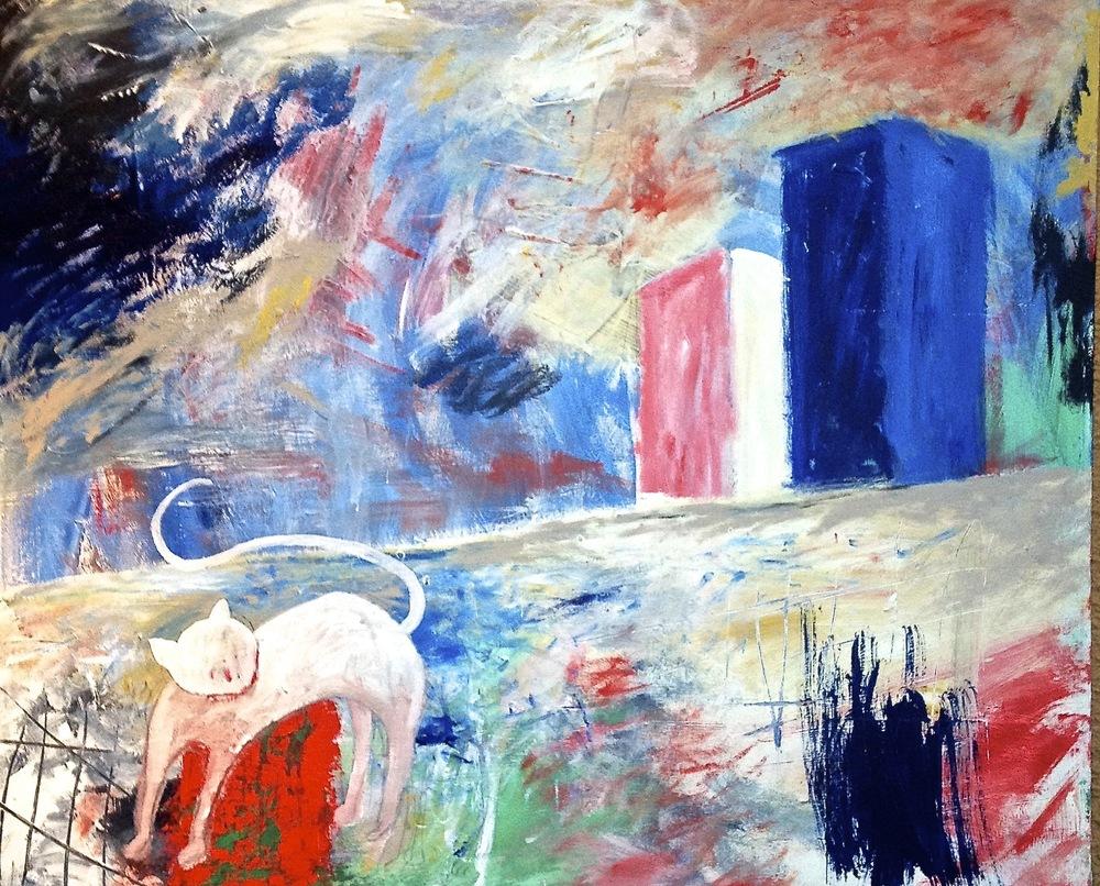 Alexander Ekman Sinclair - ART - Alley Cat