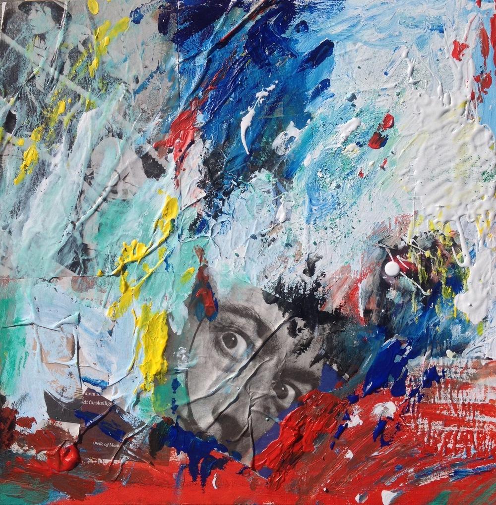 Alexander Ekman Sinclair - ART - Dali Storm (såld)