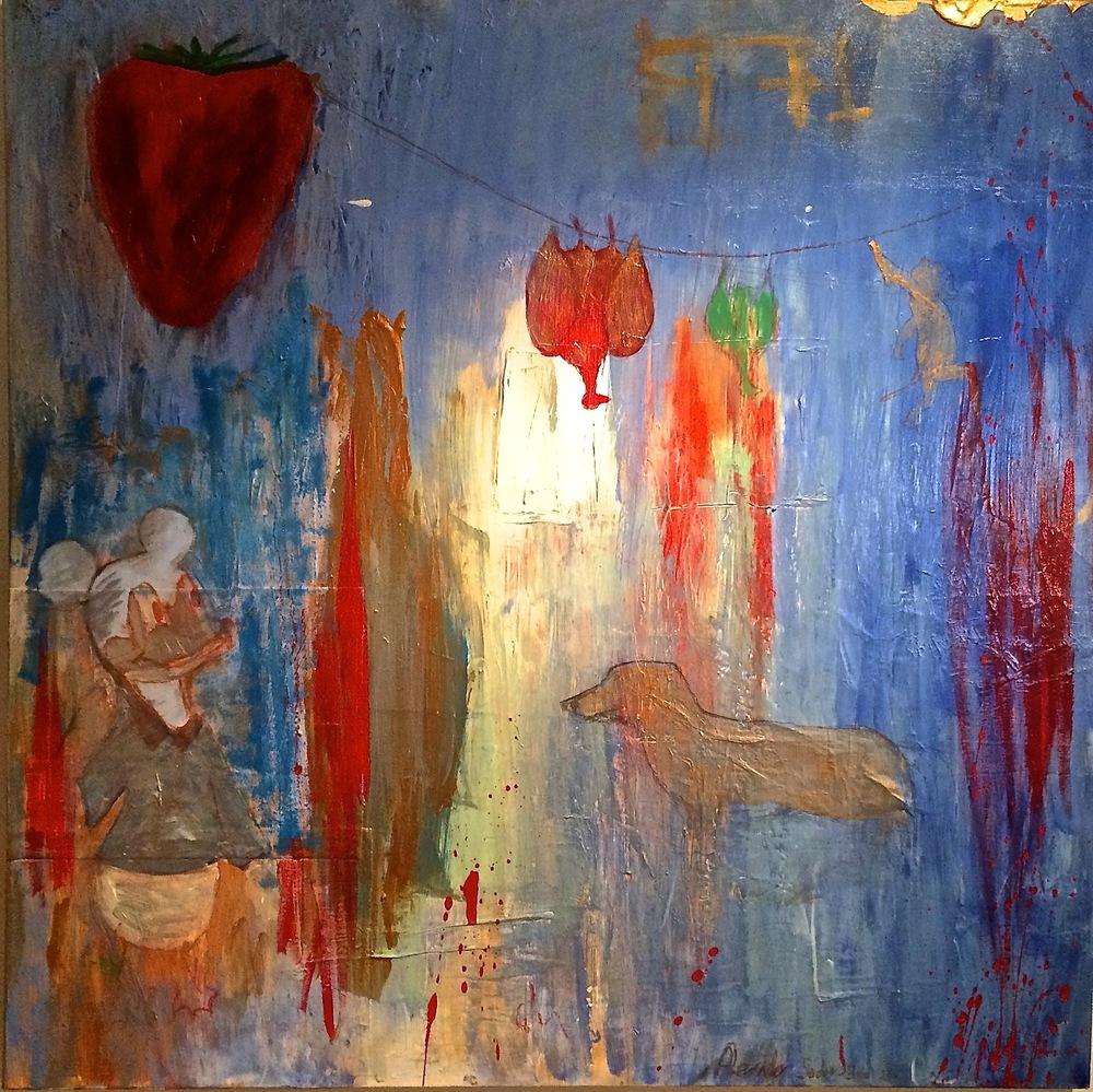 Alexander Ekman Sinclair - ART - Taxman (såld)
