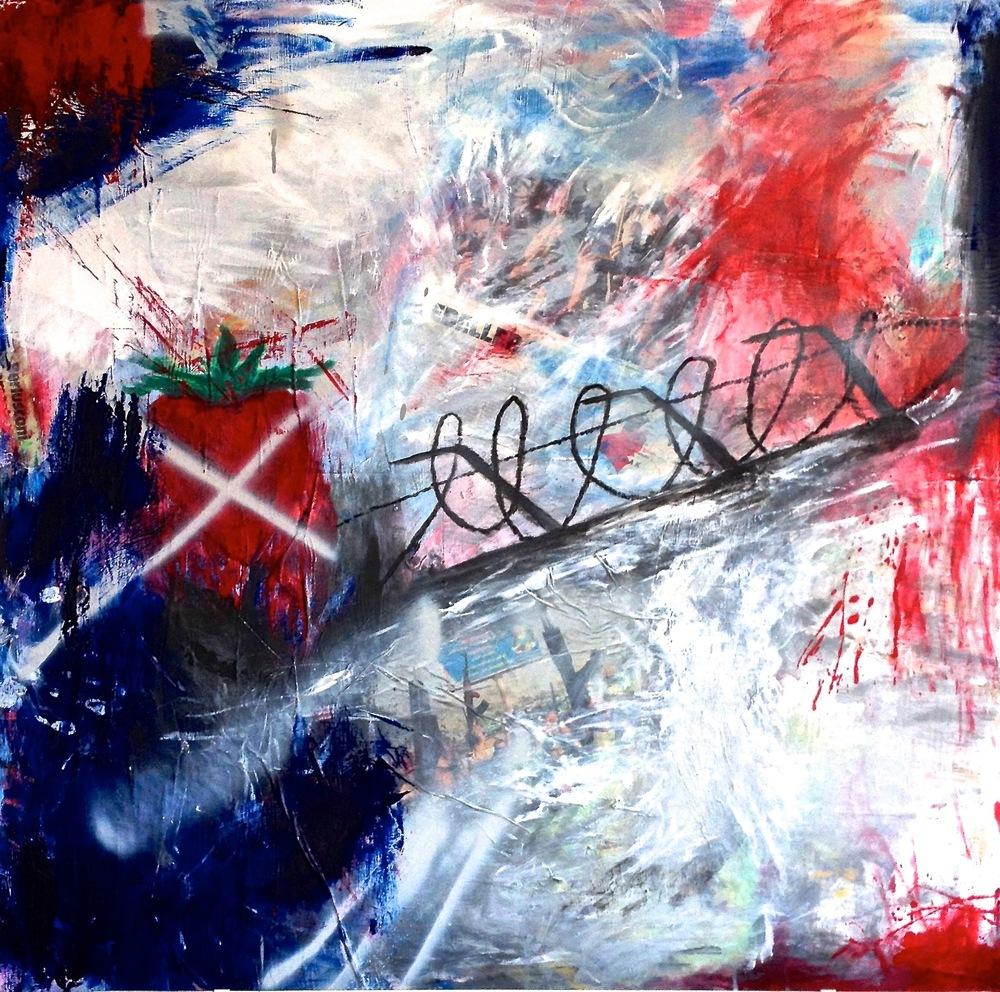 Alexander Ekman Sinclair - ART - (såld)