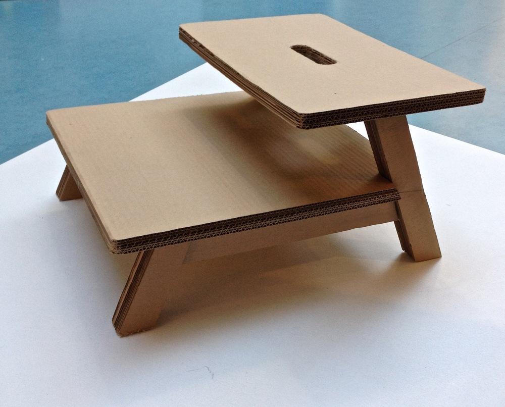Alexander Ekman Sinclair - ART - Modell tvåstegspall