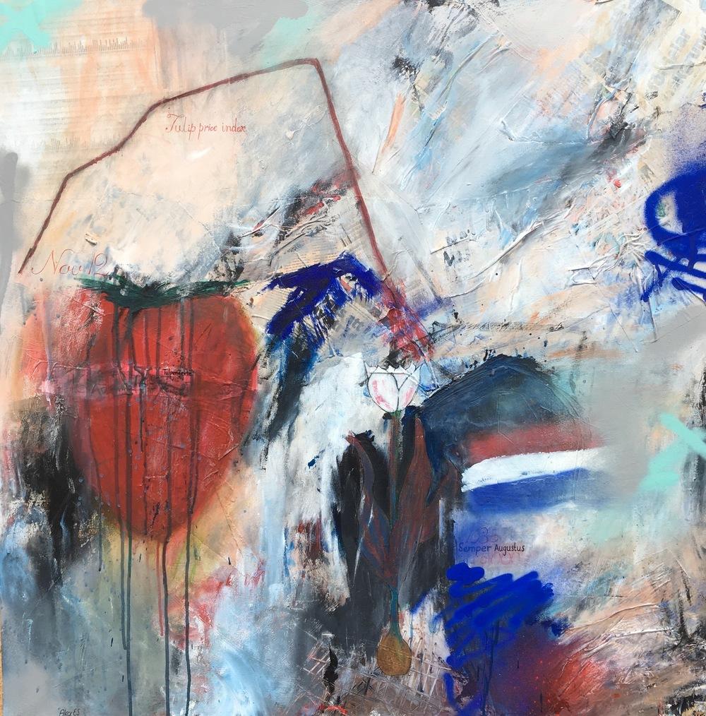 Alexander Ekman Sinclair - ART - Tulipmania (såld)